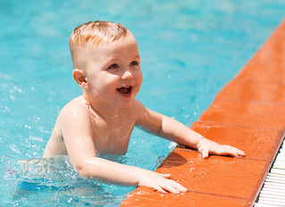 Can Your Baby Swim? Infant Swim Lessons Are Shown To Result In Some Advanced Physical Abilities
