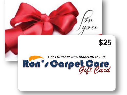 Gift Card Pack (25)