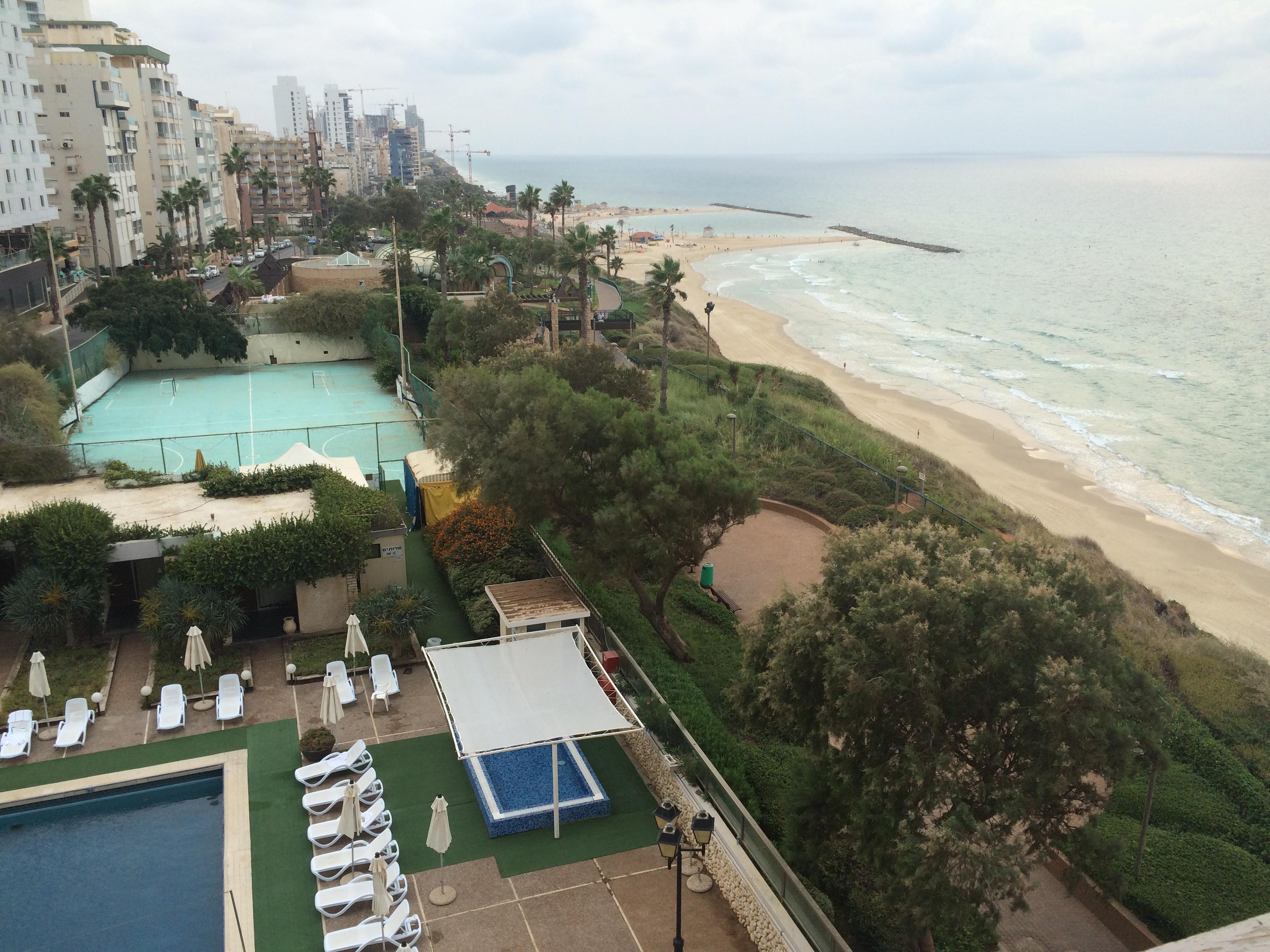 From hotel in Netanya