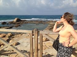 Seaport town of Caesarea
