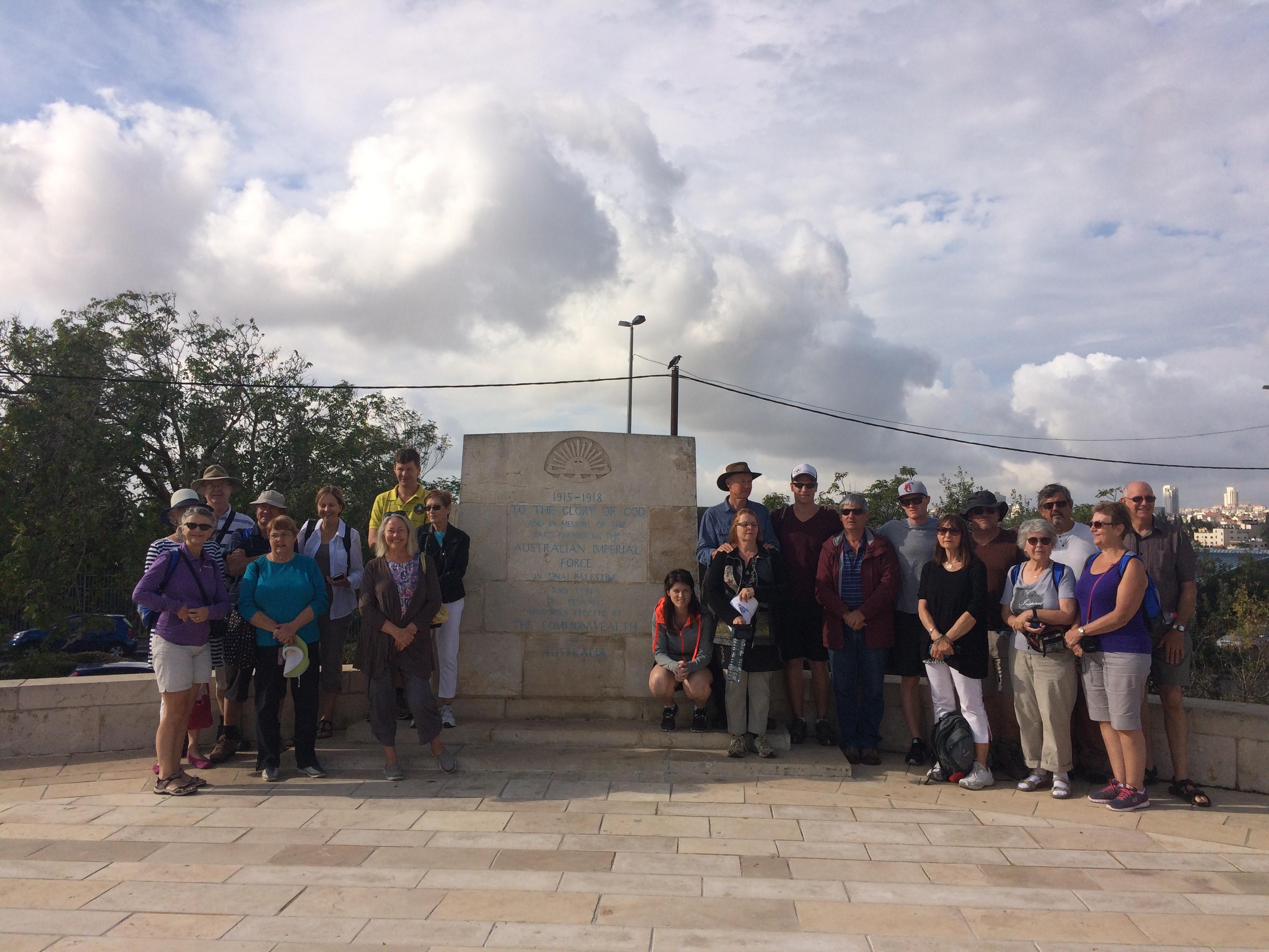 Commonwealth Cemetary in Jerusalem
