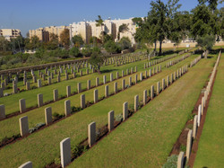 Commonwealth Cemetery, Jerusalem
