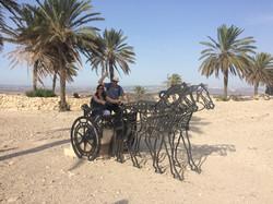 At Megiddo