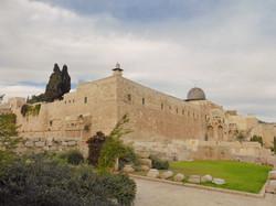The Temple Walls in Jerusalem