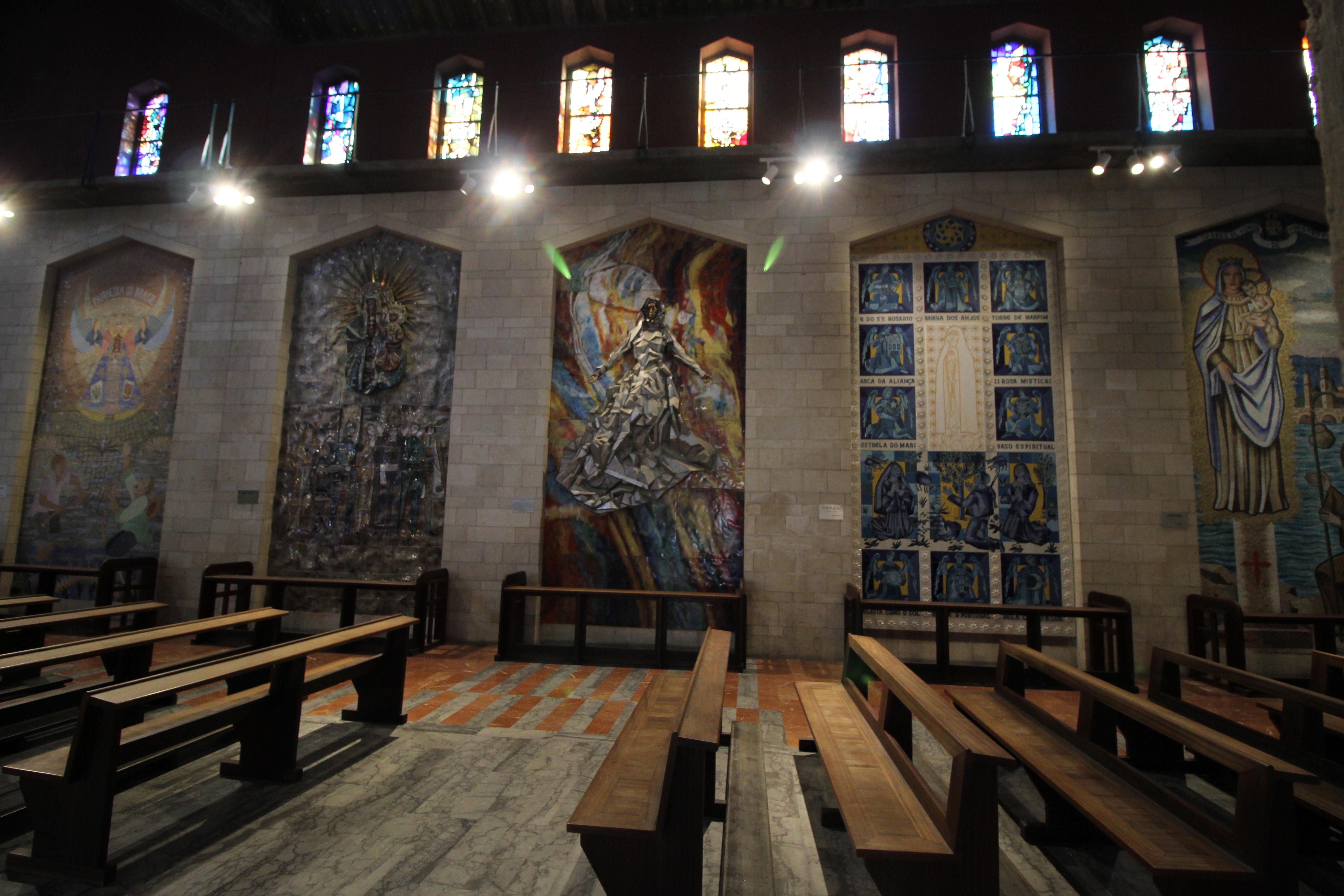 Church of Annunciation in Nazareth