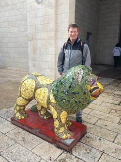 Lions of Jerusalem