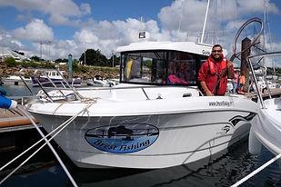 barracuda 7 Brest peche en mer guide, guide de peche brest, peche finistere , brest, finistere, bretagne