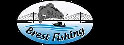 brestfishing, guide de peche en rade de brest, logo