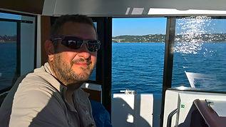 vincent ottmann guide de peche en rade de Brestguide de peche brest, peche finistere , brest, finistere, bretagne