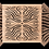 Thumbnail: Акустическая панель Ecosound Chimera F Light 50х50 см 33 мм Цвет латте