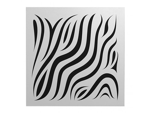 Акустическая панель Ecosound Chimera white 50х50 см 53 мм Цвет белый