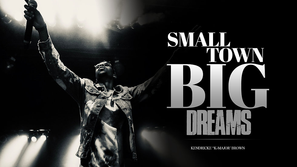 Small Town Big Dreams (The Book)