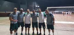 Comissão Técnica Açaí Clube x Fluminense, Circuíto Sudeste em Vitória-ES