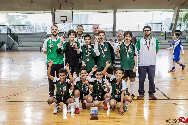 Campeão Copa Acesc 2018