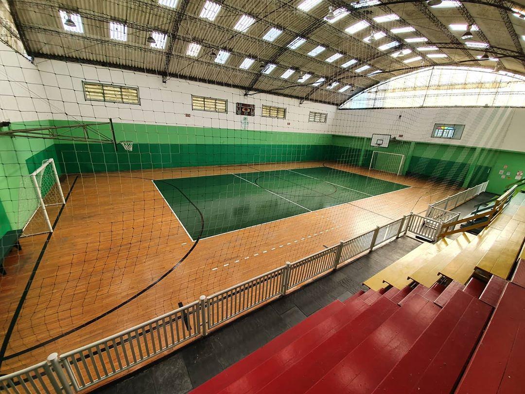 Ginásio Açaí Clube agosto 2020