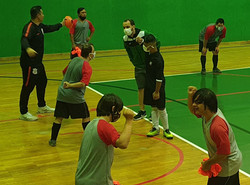 Corinthians Futsal Down