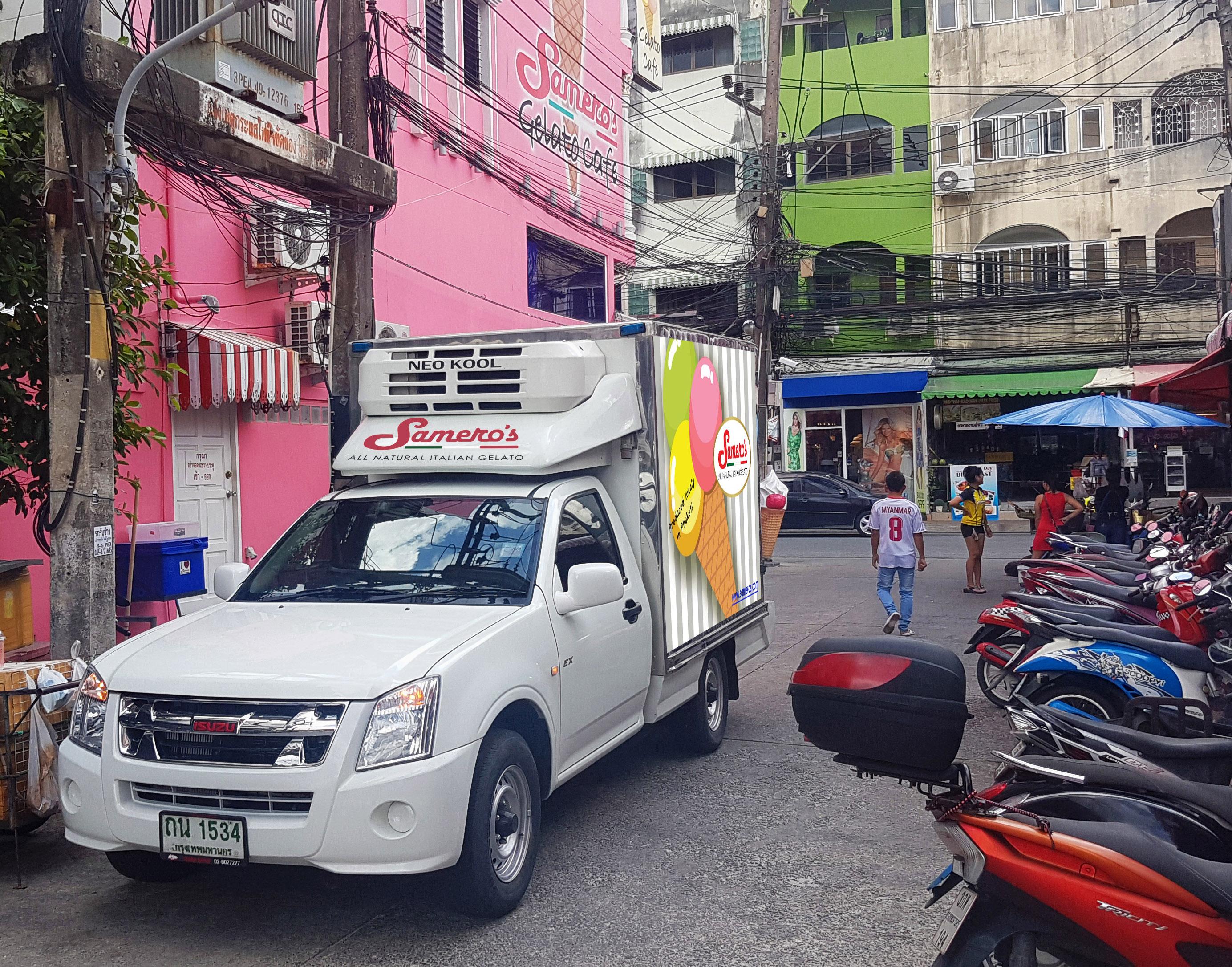 Van delivery12018