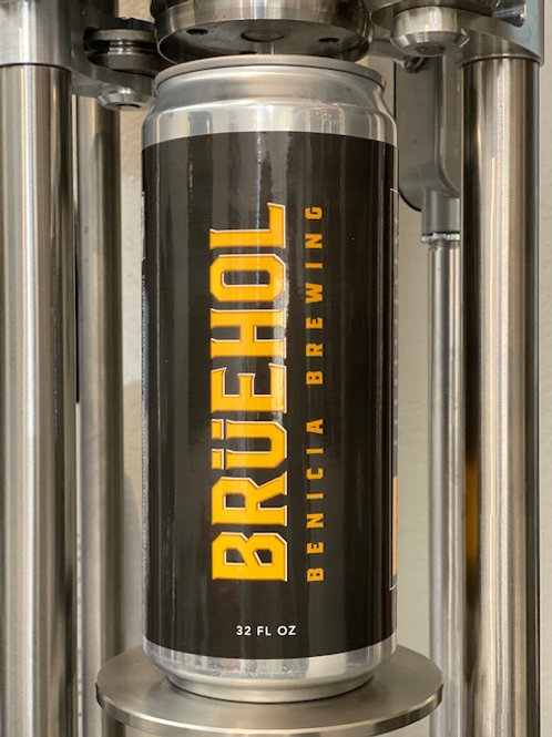 32oz Crowler - Single Can
