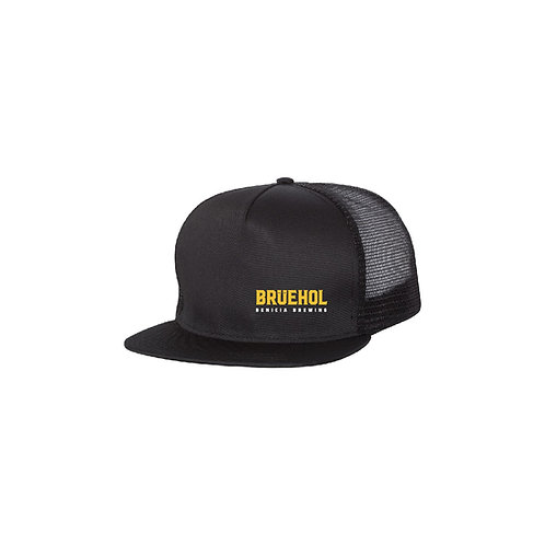 Snap Back FLAT BILL Trucker Hat