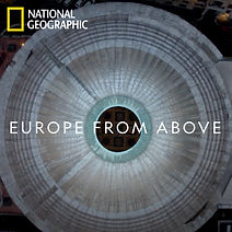 Edited by Ian Strang: Europe From Above on National Geographic