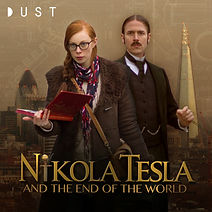Written and directed by Ian Strang: Nikola Tesla and the End of the World.