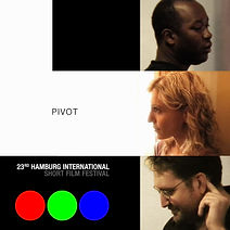 Written and directed by Ian Strang. Pivot, a short film screened at the Hamburg International Short Film Festival.