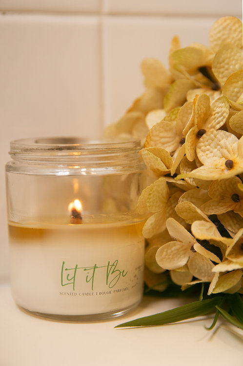 Let It Be Signature Scent Candle