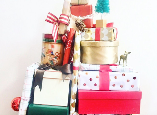 """Holiday Gift Giving Guide  """"Give the gifts the give back"""""""
