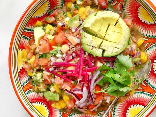 Tex Mex Chopped Salad