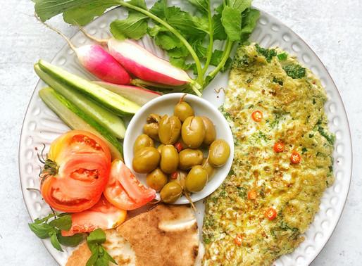 Palestinian Herb Ijeh