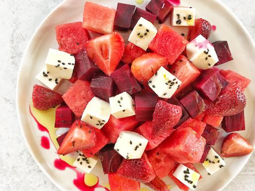 Ruby Summer Salad