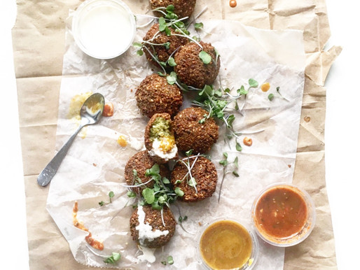 The humble Falafel