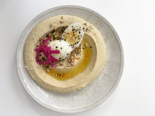 Creamiest Hummus