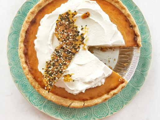 Tahini P&P, Pie
