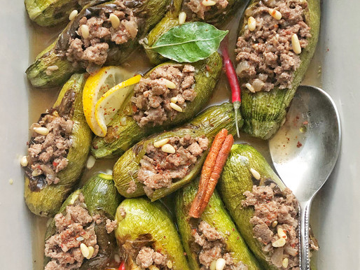 King of Stuffed Vegetables; Mukhshe