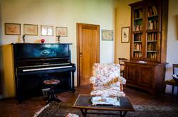 Lo Studio (con pianoforte)