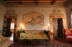 il salone degli affreschi