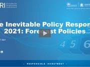 Webinar: The Inevitable Policy Response 2021 - Forecast Policies
