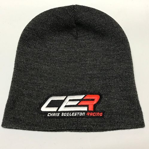 CER Charcoal Beanie