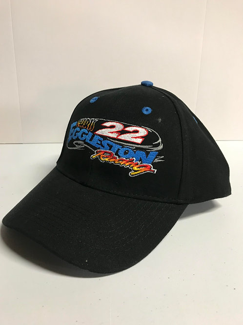 Vintage Chris Eggleston Racing Fitted Hat