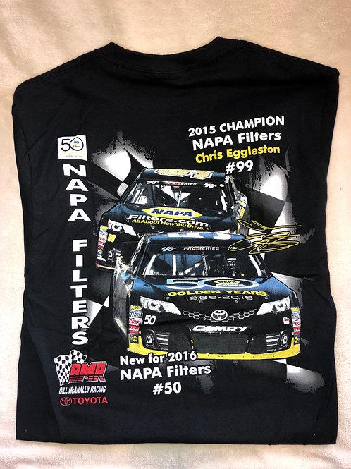 2017 Chris Eggleston NAPA Champion Shirt