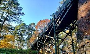 Fall(ing) Bridge