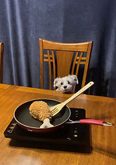 If My Dog Could Cook Her Own Dinner.