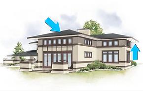 Recreating A Prairie Style Home