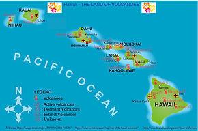 Hawaii - The Land of Volcanoes