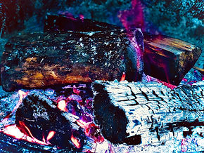 Purple Flames