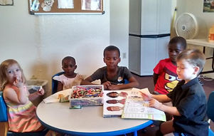 Children's Sunday School Class