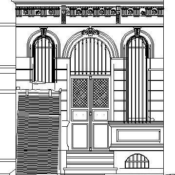 S.Berksoy Opera Vakfı Binası Rölövesi