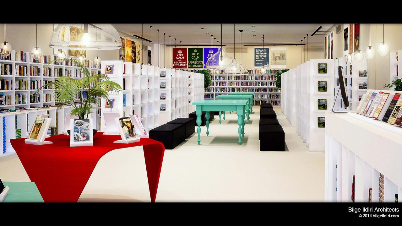 Insan Kitap Bookstore 6