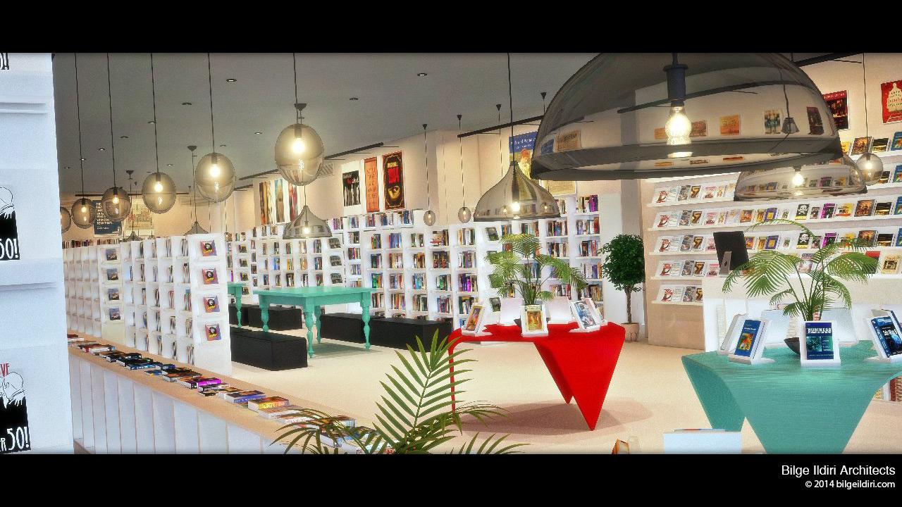 Insan Kitap Bookstore 3